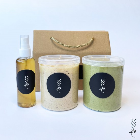 Scalp Treatment Package