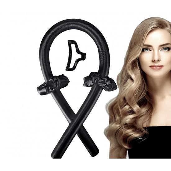 Heatless Hair Curlers